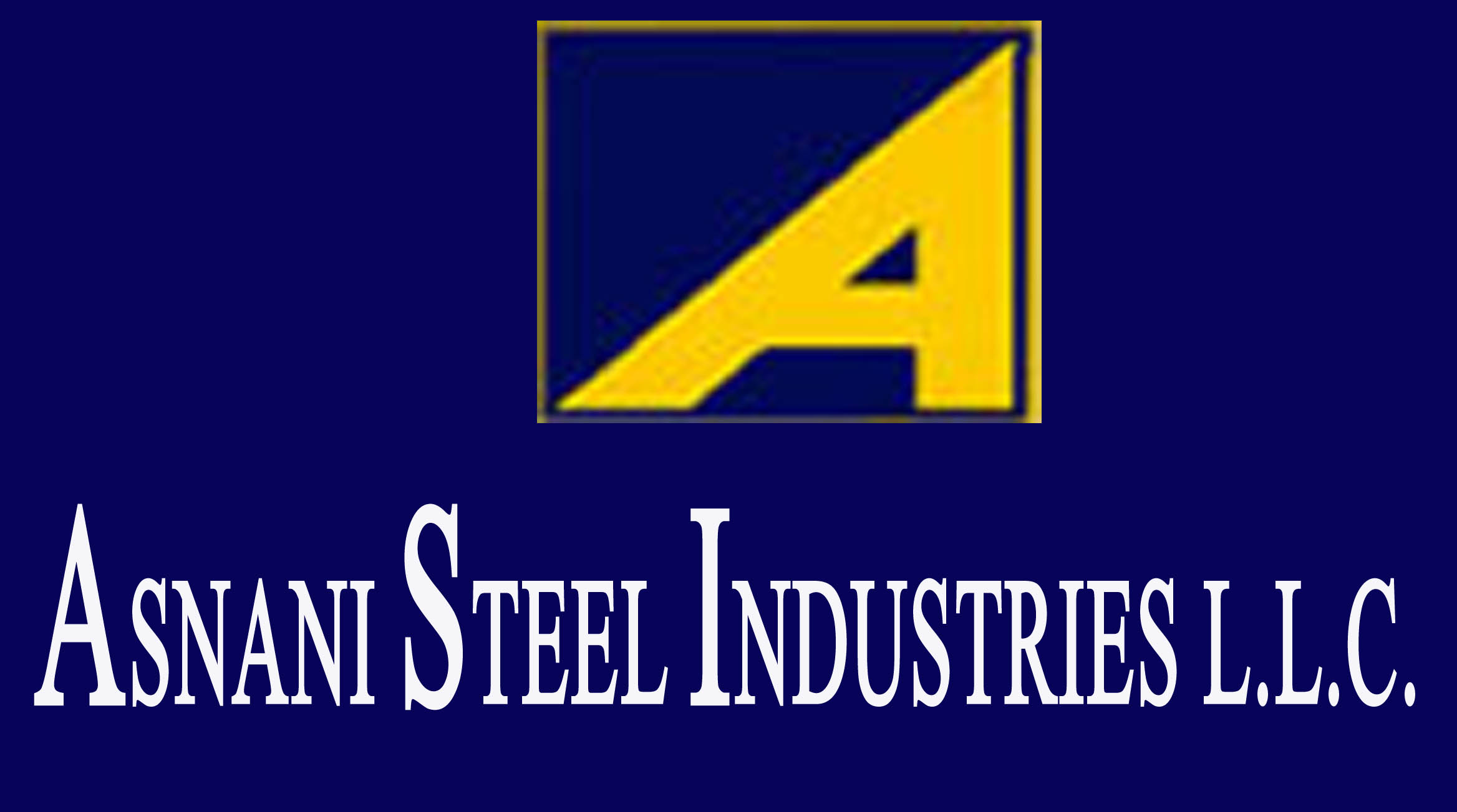 ASANI STEEL INDUSTRIES, DUBAI, UAE